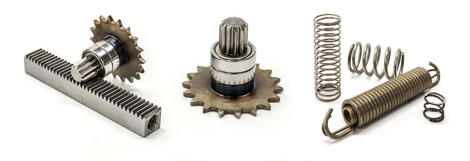 Multivac gears and sprockets