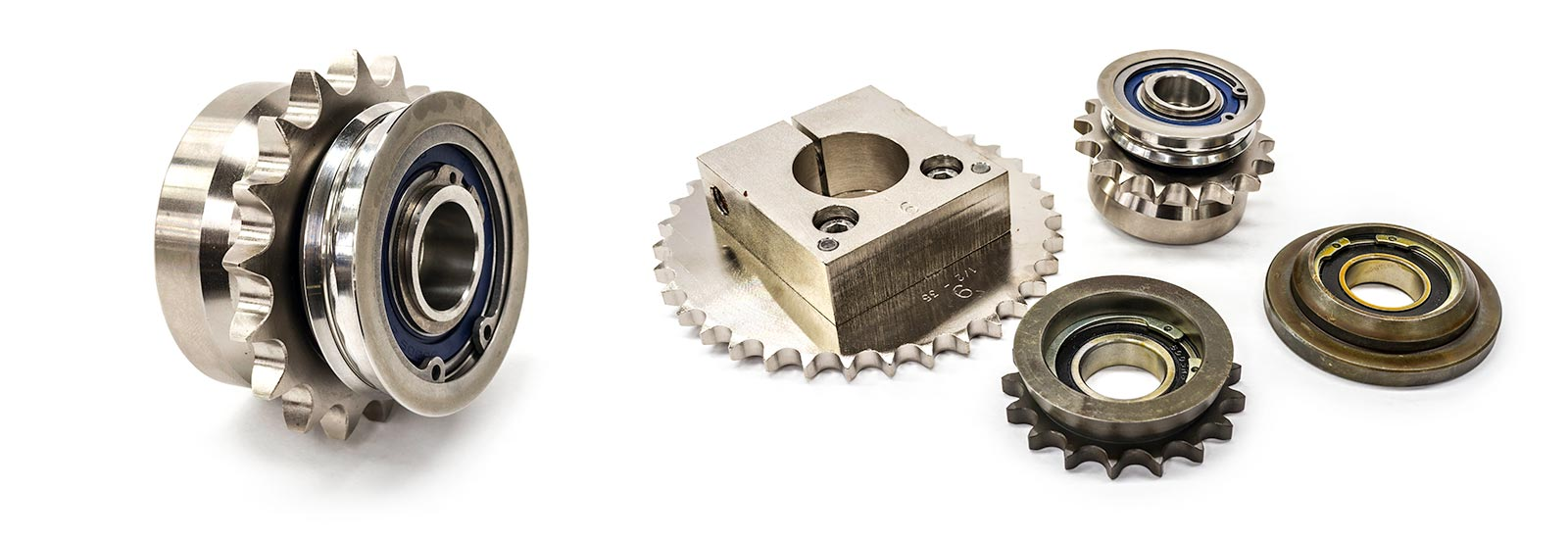 Multivac sprockets and bearings